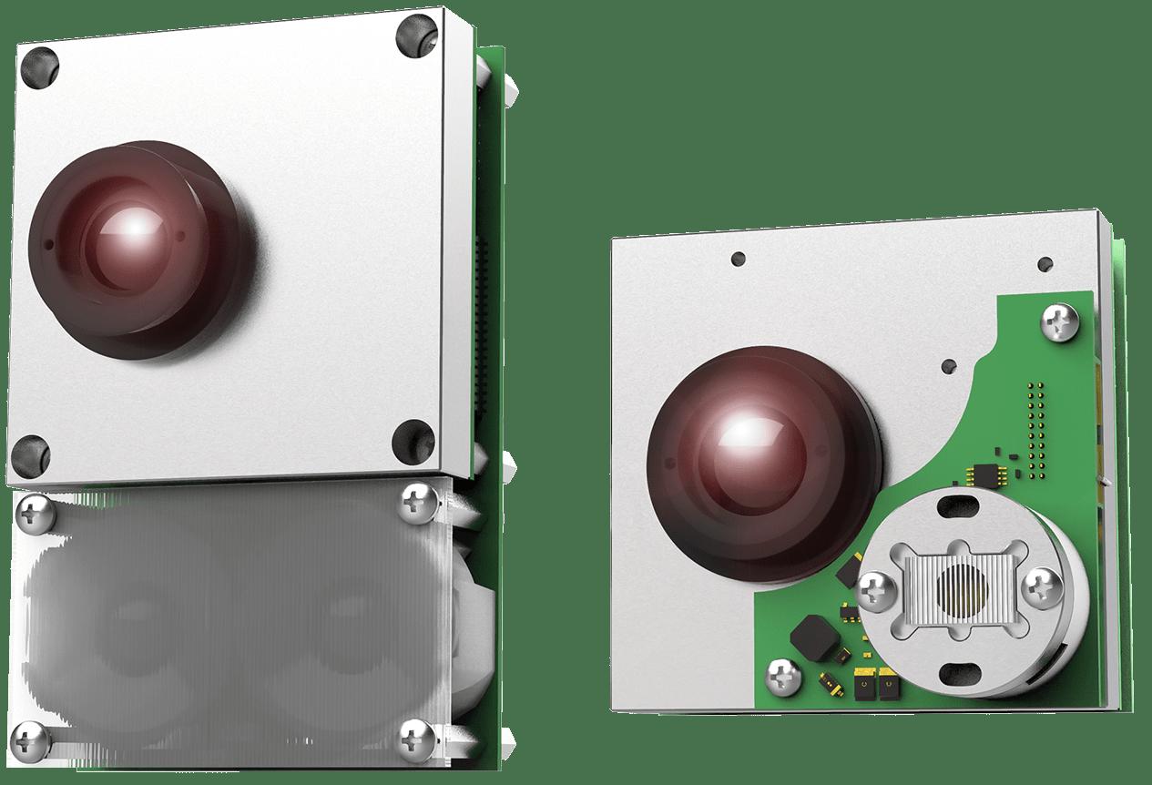 Solid-State LiDAR: Leddar M16 Multi-segment sensor module
