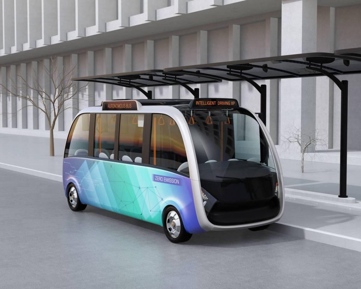 Autonomous Shuttles - LeddarTech